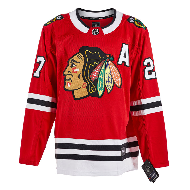 Jeremy Roenick Chicago Blackhawks Signed & Inscribed Fanatics Jersey