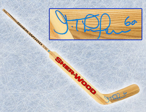 Jose Theodore Montreal Canadiens Autographed Hockey Stick