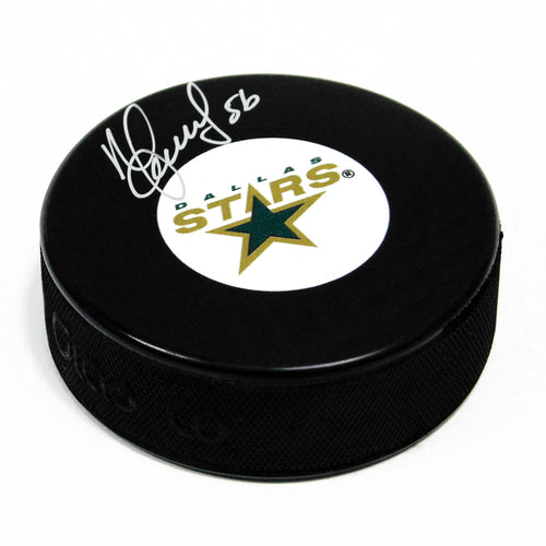 Sergei Zubov Dallas Stars Signed Autograph Model Hockey Puck