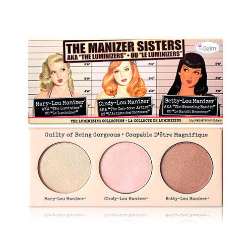 "The Manizer Sisters AKA the ""Luminizers"""