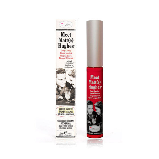 Labial Líquido Meet Mate Hughes - The Balm - Ibella - 6