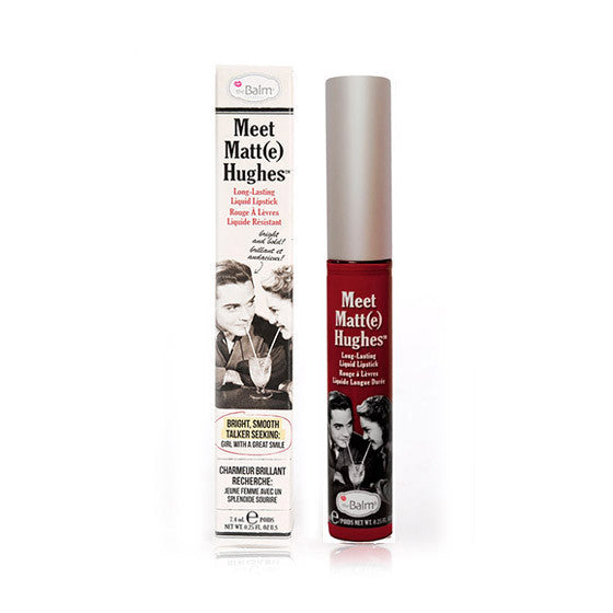 Labial Líquido Meet Mate Hughes - The Balm - Ibella - 10