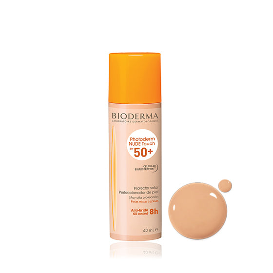 Bioderma - Photoderm NUDE Touch FPS 50+ - Ibella