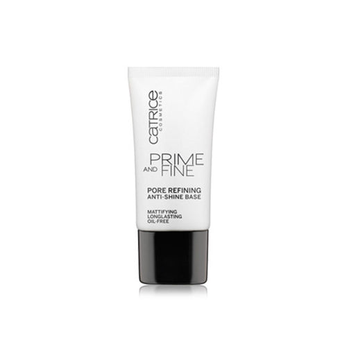 Prebase Prime And Fine Pore Refining And Anti-Shine