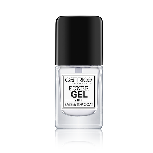 Base y Top Coat 2en1 Power Gel