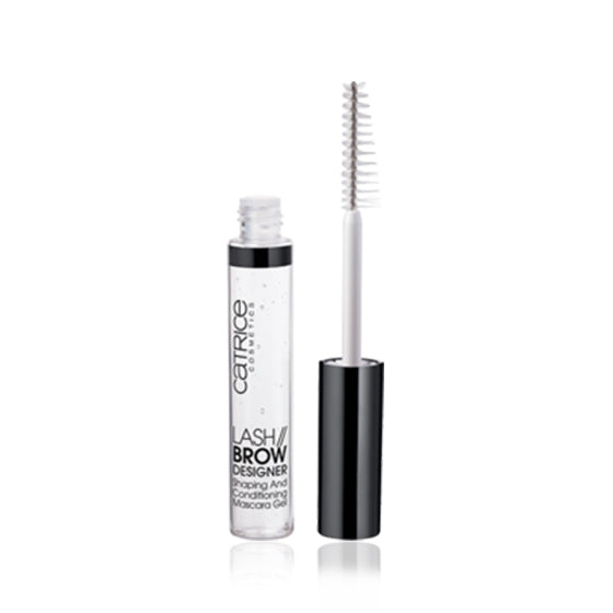 Catrice - Lash Brow Designer Shaping And Conditioning Mascara Gel - Ibella