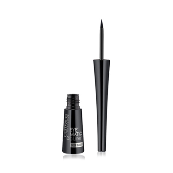 Catrice - Eye'Matic Dip Liner Deep Black - Ibella