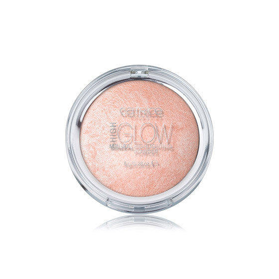 Catrice - High Glow Mineral Highlighting Powder - Ibella