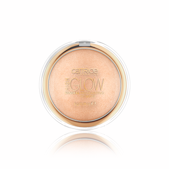 Polvo Iluminador High Glow Mineral Highlighting Powder