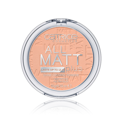 Polvo Matificante All Matt Plus – Shine Control