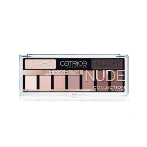 The Essential Nude Collection Eyeshadow Palette