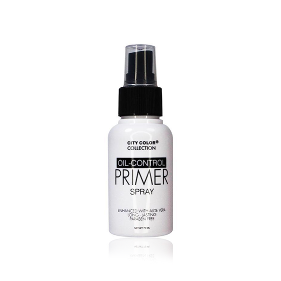 City Color - Oil Control Primer Spray - Ibella