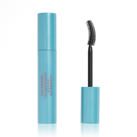 Mascara de Pestañas The Super Sizer Big Curl Waterproof