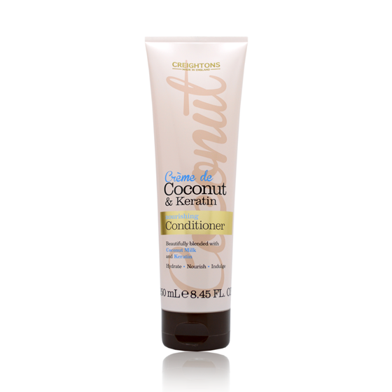 Creme de Coconut & Keratin Conditioner