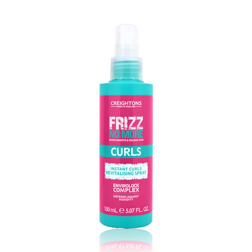 Frizz No More Instant Curls Revitalising Spray