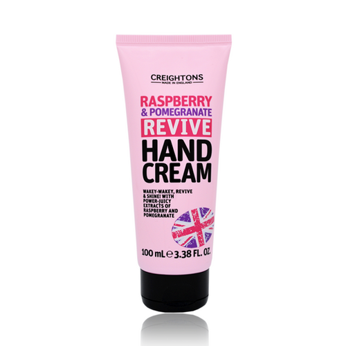 Raspberry & Pomegranate Revive Hand Cream