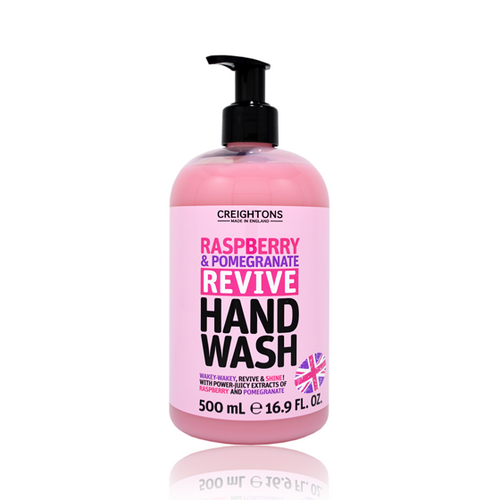 Raspberry & Pomegranate Revive Hand Wash