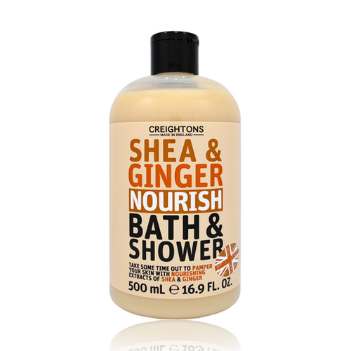 Shea & Ginger Bath & Shower Gels