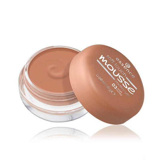 Essence - Soft Touch Mousse Makeup - Ibella