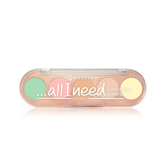 All I Need Concealer Palette 10