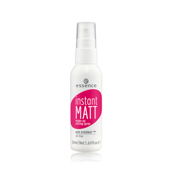 Essence - Instant Matt Make-Up Setting Spray - Ibella