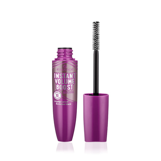 Essence - Instant Volume Boost Mascara Smudge-Proof And Intense Black - Ibella