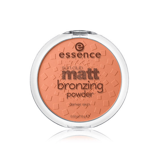 Essence - Sun Club Matt Bronzing Powder - Ibella