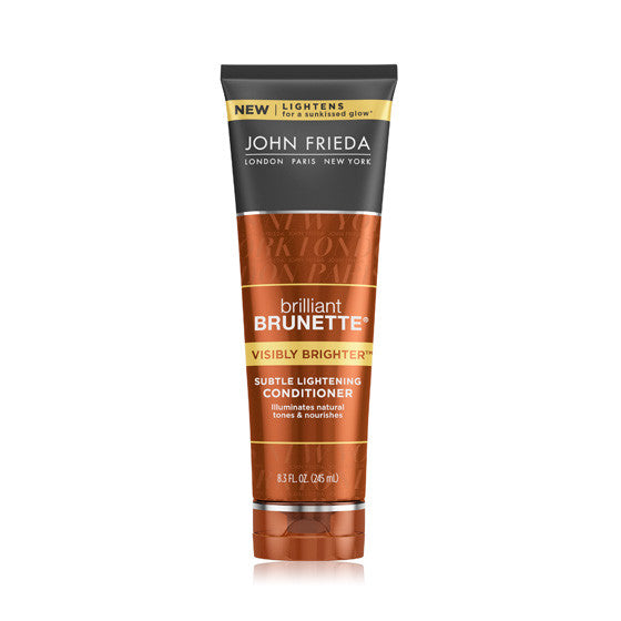 John Frieda - Brilliant Brunette Visibly Brighter Conditioner - Ibella
