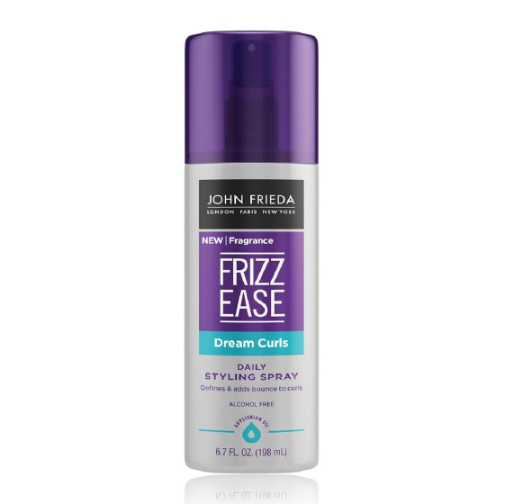 Frizz Ease Dream Curls Daily Styling Spray