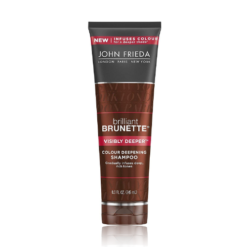 Brilliant Brunette Visibly Deeper Colour Deepening Shampoo