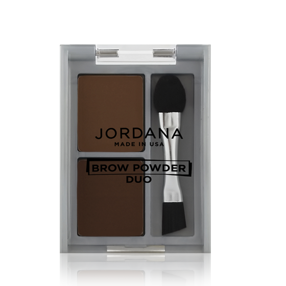 Sombra BD Brow Powder Duo Black