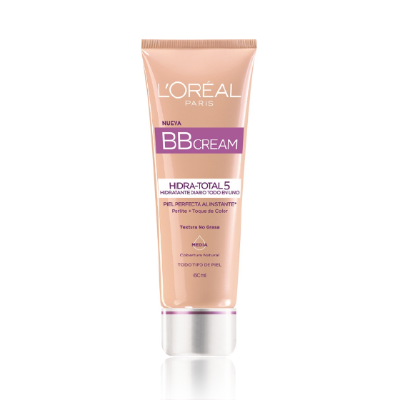 BB Cream Tono Medio