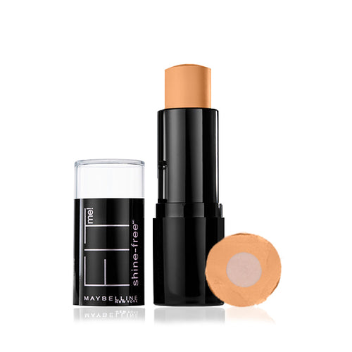 Fit Me Shine-Free + Balance Stick Foundation