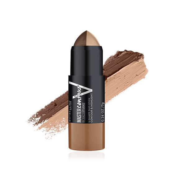 Maybelline - Facestudio Master Contour V-Shape Duo Stick - Ibella
