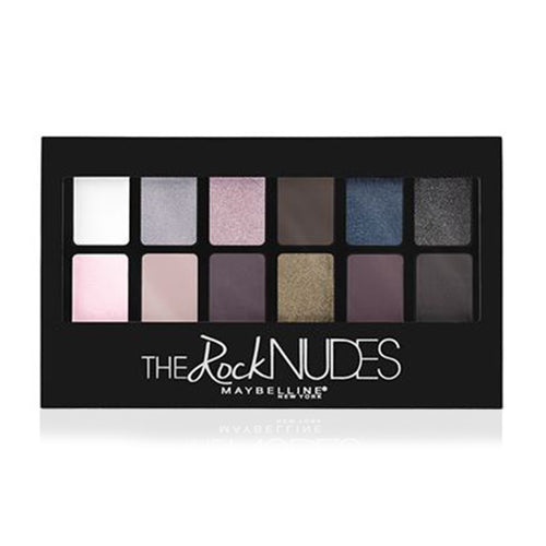 The Rock Nudes Eye Shadow Palette