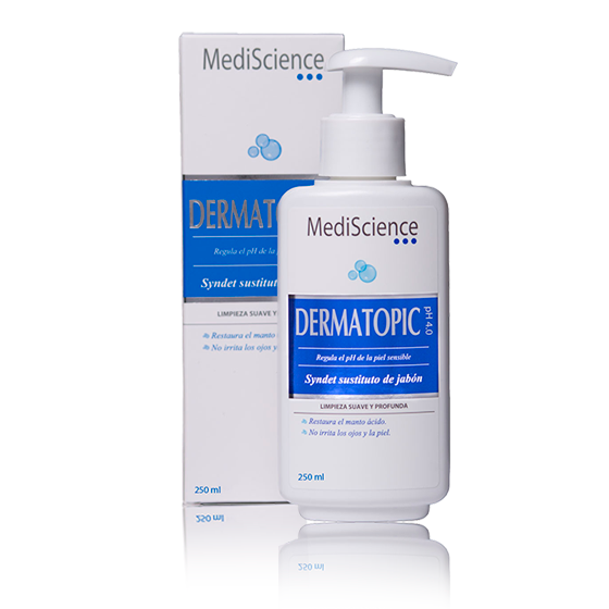 Dermatopic Loción pH 4.0