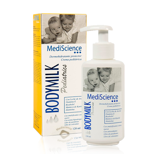 BodyMilk Pediatrics Crema