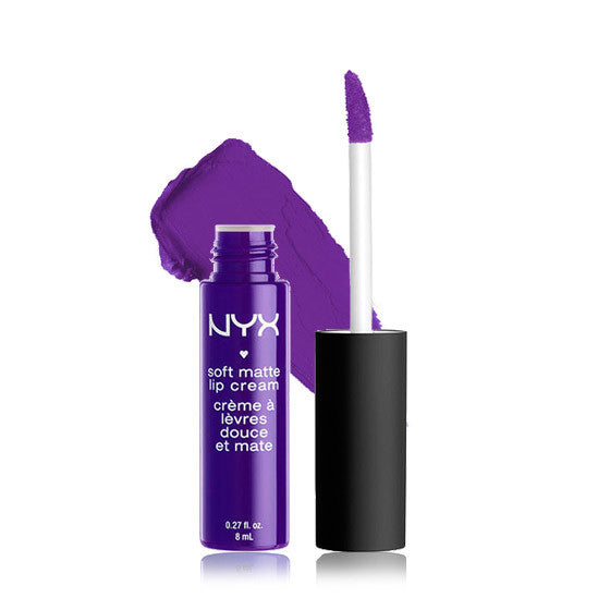 Soft Matte Lip Cream - NYX - Ibella - SMLC26