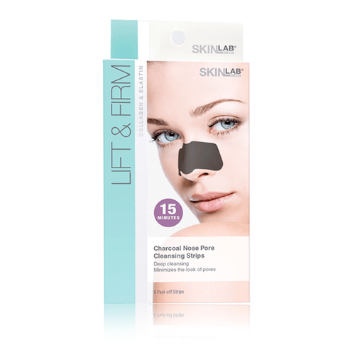 Lift & Firm Charcoal Nose Pore Cleansing Strips