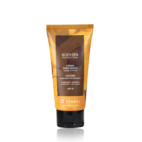 Crema de Manos Antiedad Lúcuma Body Spa