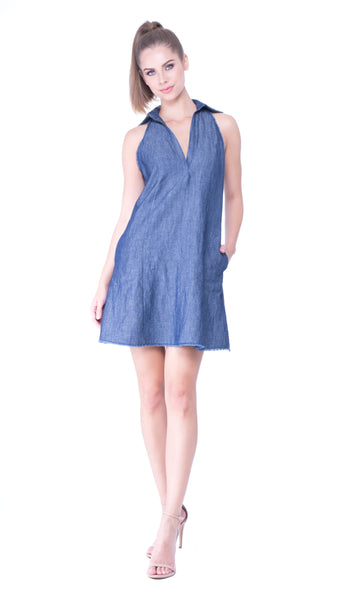 Atina Cristina Sasha Denim Dress