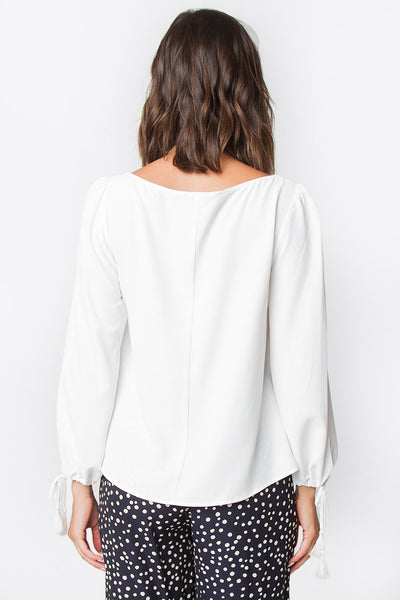 Sugarlips Klaudia Bell Sleeve Top