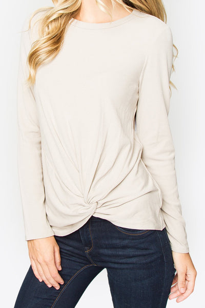Sugarlips Glory Front Tie Top