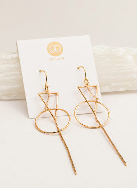 Gorjana Interlocking Earring