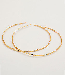 Gorjana Harbor Hoop Earring