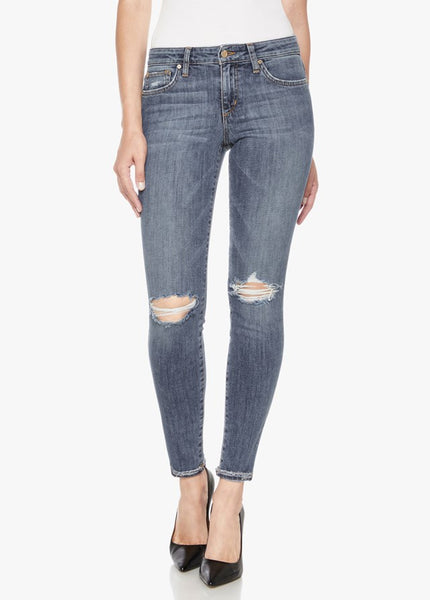 Joe's Jeans Raschell Mid Rise Skinny Ankle