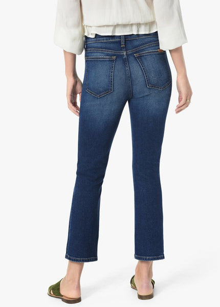 Joe's Jeans The Callie High Rise Cropped Bootcut In Winny