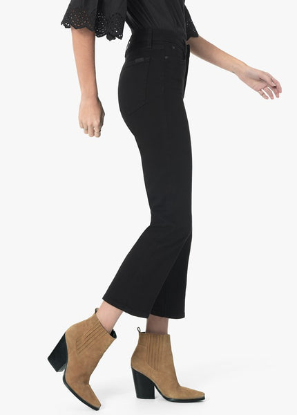Joe's Jeans The Callie High Rise Cropped Bootcut In Norine