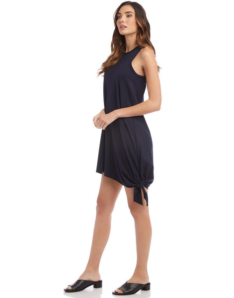 Fifteen Twenty Knot Hem Dress