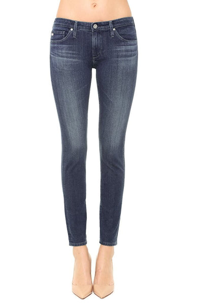 AGJeans - The Legging Ankle - Contour 360 Crater